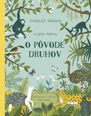 Obrázok Charles Darwin a jeho teória O pôvode druhov