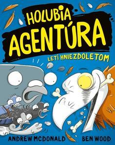 Obrázok Holubia agentúra letí hniezdoletom (3. diel)