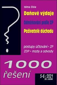 Obrázok 1000 řešení  5-6/2021
