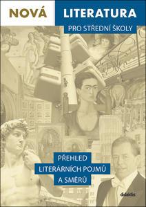 Obrázok Nová literatura pro střední školy