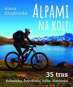 Obrázok Alpami na kole 35 tras