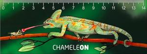 Obrázok 3D pravítko Chamele ON/OFF Deep