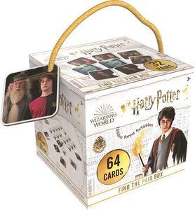 Obrázok Pexeso na cesty Harry Potter