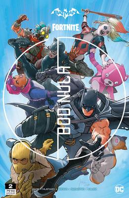 Obrázok Batman/Fortnite Bod nula (2)