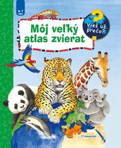Obrázok Môj veľký atlas zvierat