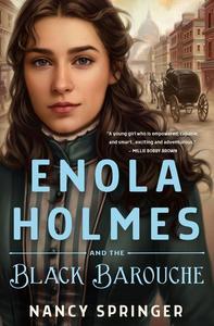 Obrázok Enola Holmes and the Black Barouche