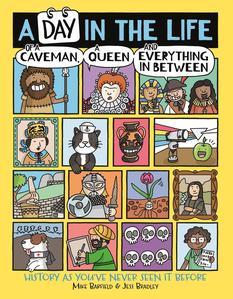 Obrázok A Day in the Life of a Caveman, a Queen and Everything In-between