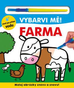 Obrázok Vybarvi mě! Farma