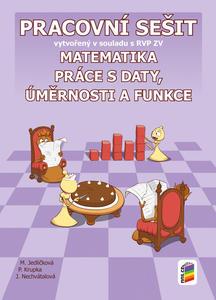 Obrázok Matematika 9 Práce s daty, úměrnosti a funkce Pracovní sešit
