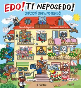 Obrázok Edo! Ty neposedo!