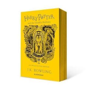 Obrázok Harry Potter and the Deathly Hallows - Hufflepuff Edition