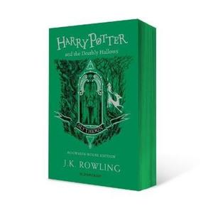 Obrázok Harry Potter and the Deathly Hallows - Slytherin Edition