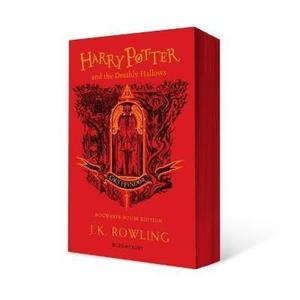 Obrázok Harry Potter and the Deathly Hallows - Gryffindor Edition