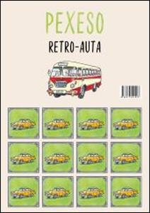 Obrázok Pexeso Retro-Auta