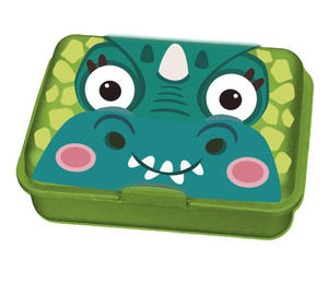 Obrázok Box na svačinu Dino