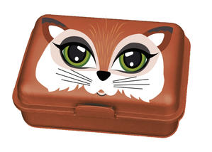 Obrázok Box na svačinu Liška