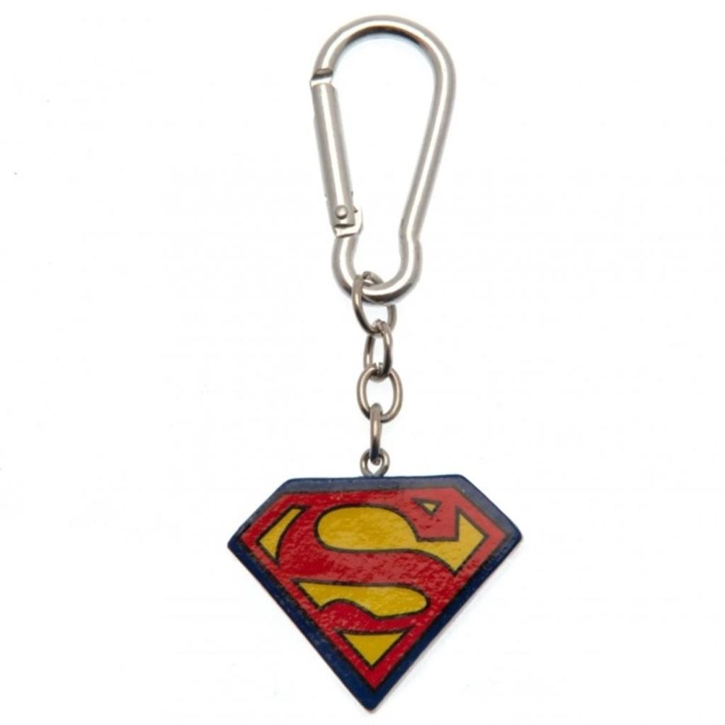 3D klíčenka Superman