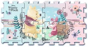 Obrázok Pěnové puzzle Medvídek Pú a Prasátko