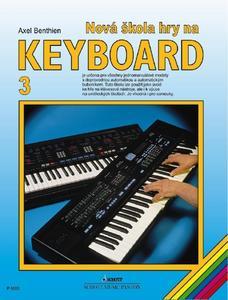 Nová škola hry na keyboard 3