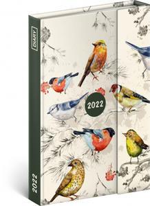 Obrázok Týdenní magnetický diář Ptáci 2022
