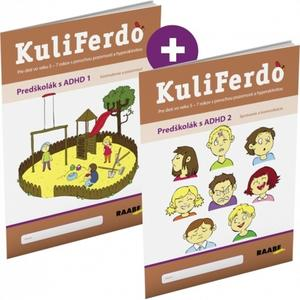 Obrázok KuliFerdo Predškolák s ADHD Komplet