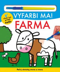 Obrázok Vyfarbi ma! Farma