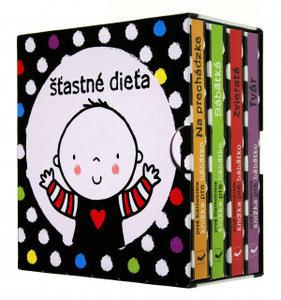 Obrázok  Prvé čiernobiele knižky pre bábätko