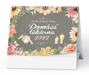 Obrázok Domácí lékárna 2022 - stolní kalendář