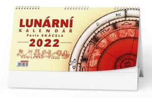 Obrázok Lunární kalendář Pavla Skácela 2022 - stolní kalendář