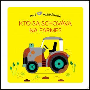 Obrázok Kto sa schováva na farme?