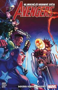 Obrázok Avengers 5 Souboj Ghost Riderů