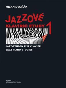 Obrázok Jazzové klavírní etudy 1
