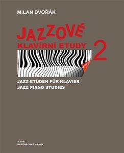 Obrázok Jazzové klavírní etudy 2