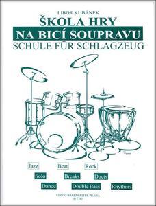 Obrázok Škola hry na bicí soupravu