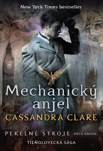 Obrázok Mechanický anjel (Pekelné stroje 1)