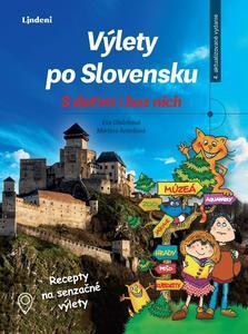 Obrázok Výlety po Slovensku S deťmi i bez nich (4. aktualizované vydanie)