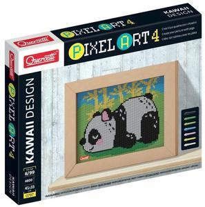 Obrázok Pixel Art 4 Kawaii Panda