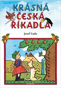 Obrázok Krásná česká říkadla Josef Lada