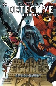 Obrázok Batman Detective Comics 7 Batmani navěky