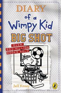 Obrázok Diary of a Wimpy Kid 16. Big Shot