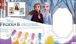 Obrázok Pískování obrázku Ledové království II/Frozen II 3v1