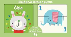 Obrázok Moja prvá knižka a puzzle Čísla