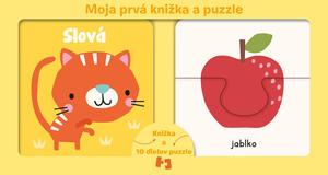 Obrázok Moja prvá knižka a puzzle Slová