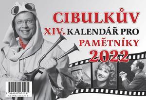 Obrázok Cibulkův XIV. kalendář pro pamětníky 2022