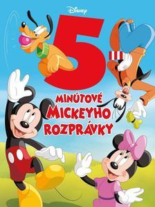 Obrázok Disney 5minútové Mickeyho rozprávky