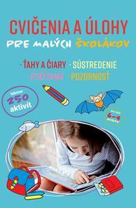 Obrázok Cvičenia a úlohy pre malých školákov