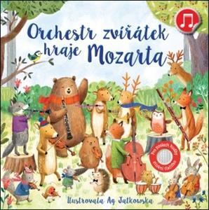 Obrázok Orchestr zvířátek hraje Mozarta