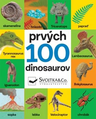Obrázok Prvých 100 dinosaurov