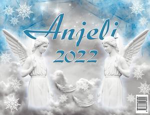 Obrázok Anjeli 2022 - stolový kalendár
