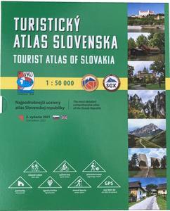 Obrázok Turistický atlas Slovenska 1:50 000